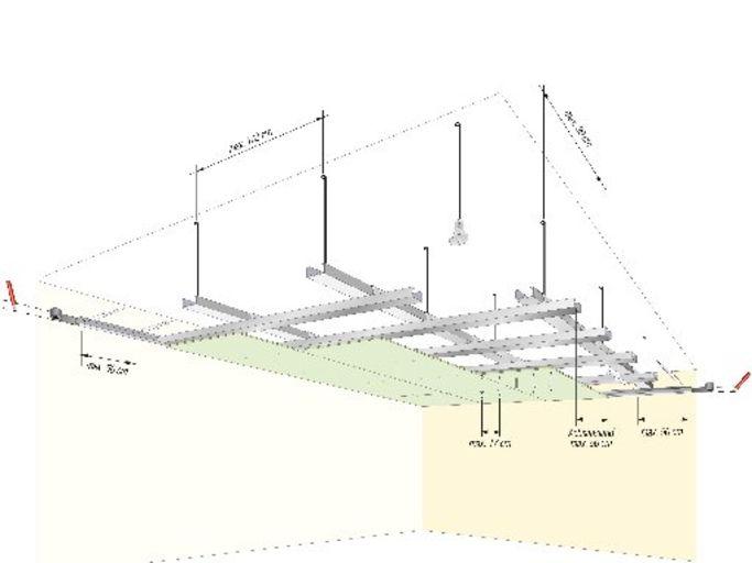 knauf f90 decke detail h user immobilien bau. Black Bedroom Furniture Sets. Home Design Ideas