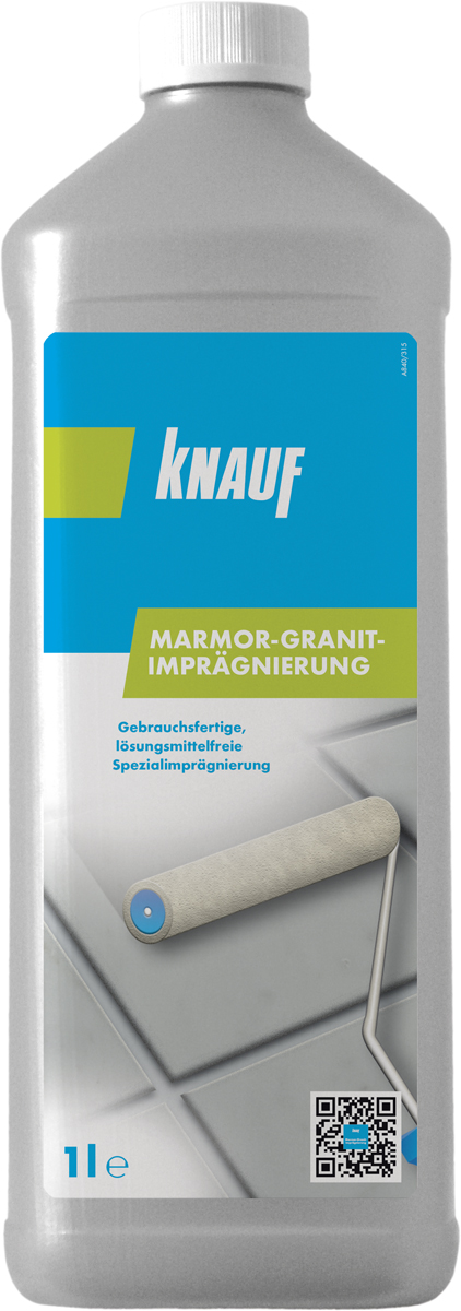 Gut bekannt Knauf - Marmor- u. Granit-Imprägnierung FG04