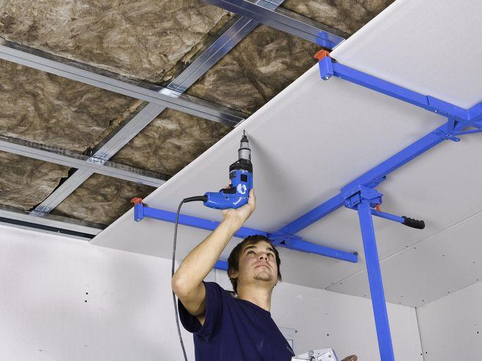 knauf decken dachgeschoss systeme knauf gipsplattendecken. Black Bedroom Furniture Sets. Home Design Ideas