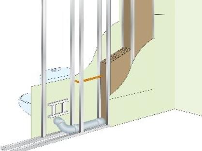 knauf trockener innenausbau feuchtr ume ausbauen. Black Bedroom Furniture Sets. Home Design Ideas