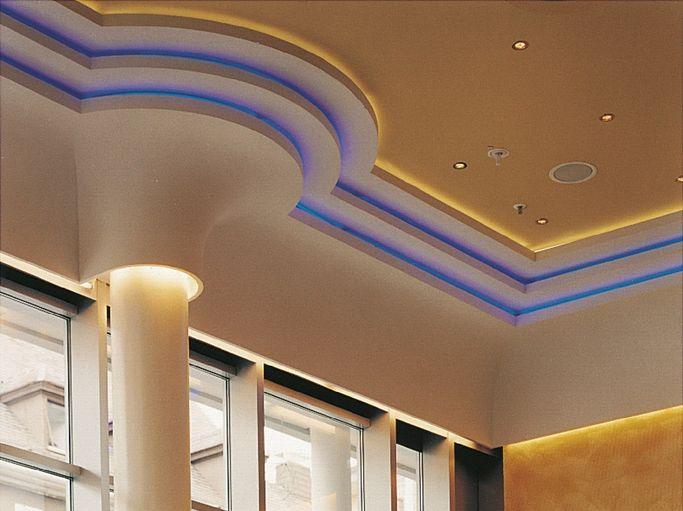 Decken Design knauf decken dachgeschoss systeme d19 de knauf deckendesign