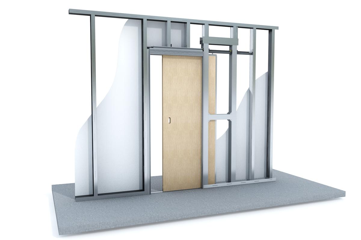knauf pocket kit silent. Black Bedroom Furniture Sets. Home Design Ideas