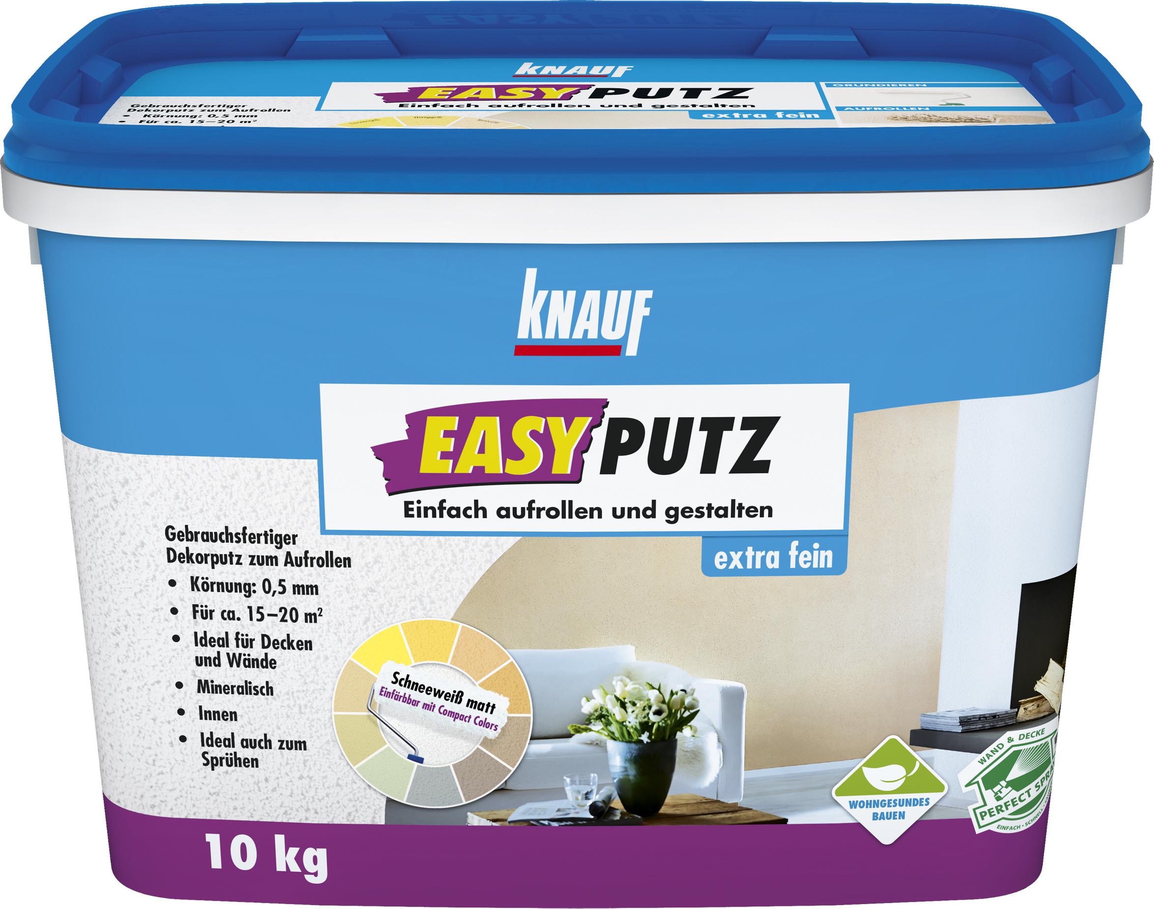 knauf - easy-putz 0,5 mm