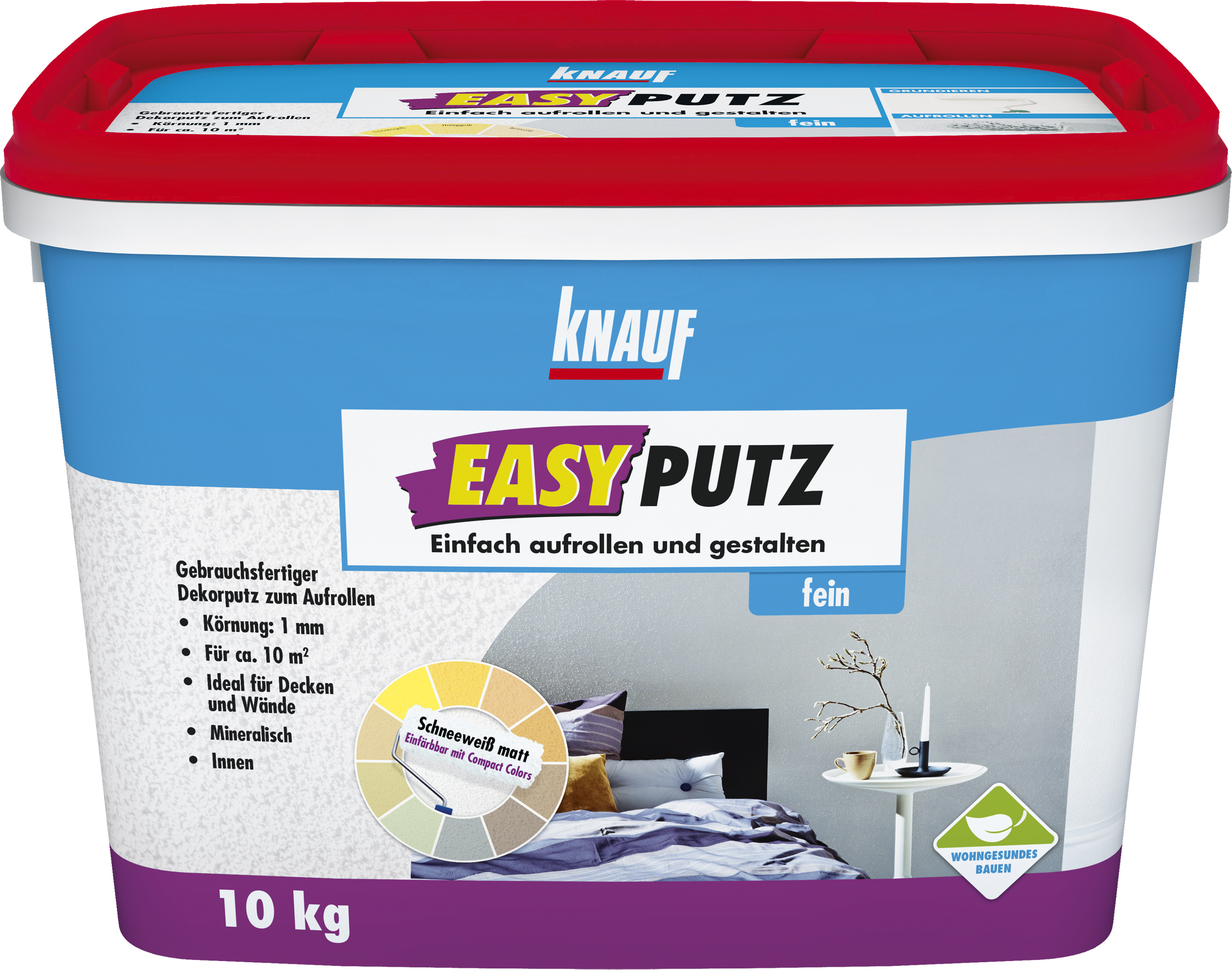knauf easy putz 1 mm. Black Bedroom Furniture Sets. Home Design Ideas