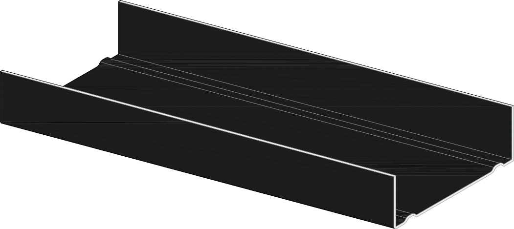 knauf feuchtraumprofil c3 uw profil 100 x 40 x 0 6 mm. Black Bedroom Furniture Sets. Home Design Ideas