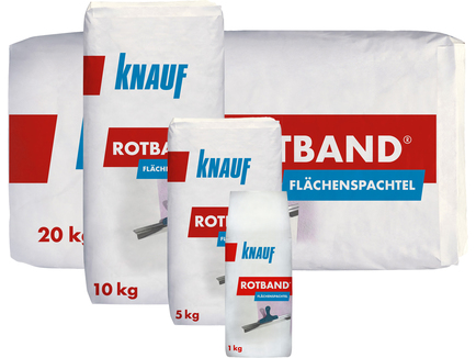 knauf rotband fl chenspachtel. Black Bedroom Furniture Sets. Home Design Ideas
