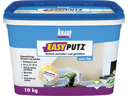 knauf easy putz 0 5 mm. Black Bedroom Furniture Sets. Home Design Ideas